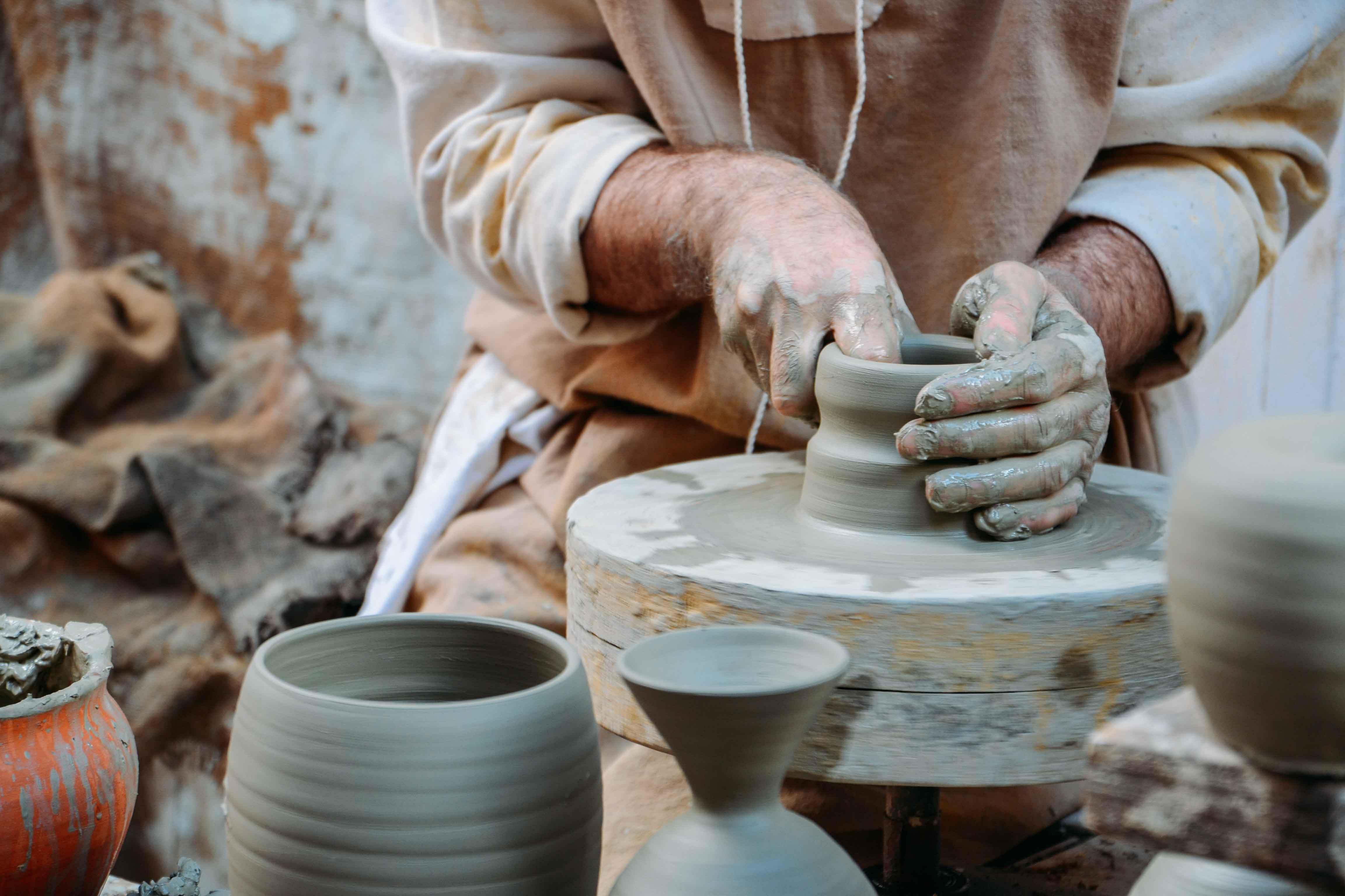 Organizaci n y gesti n de la fabricaci n de pastas for Ceramica fabricacion