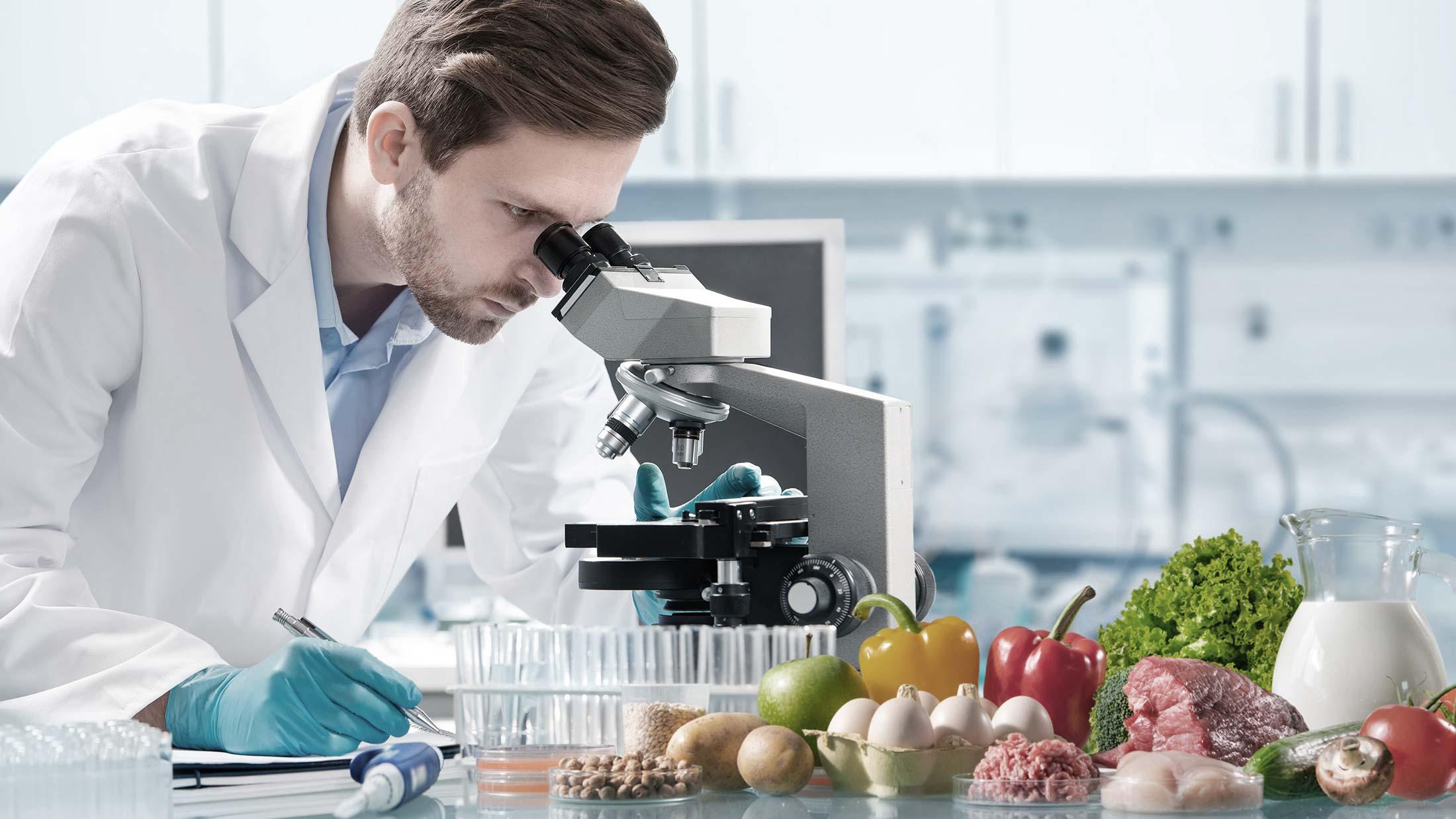 Laboratorio Seguridad Alimentaria Málaga